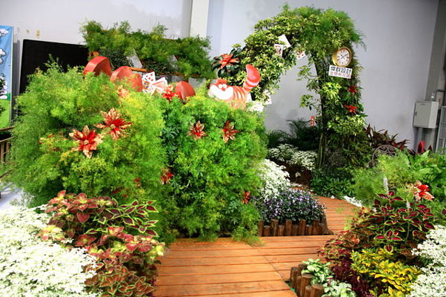 園藝景觀及屋頂菜園
