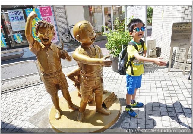2016夏。日本東京之旅-Day 4(上):龜有-尋找兩津勘吉半日遊