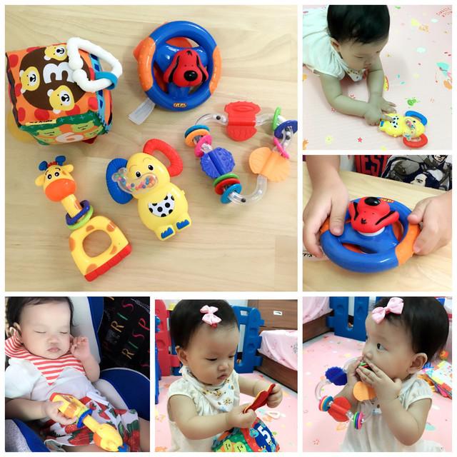 ▌媽咪愛開團 ▌K's Kids 奇智奇思•寶寶玩具(0m以上適合)