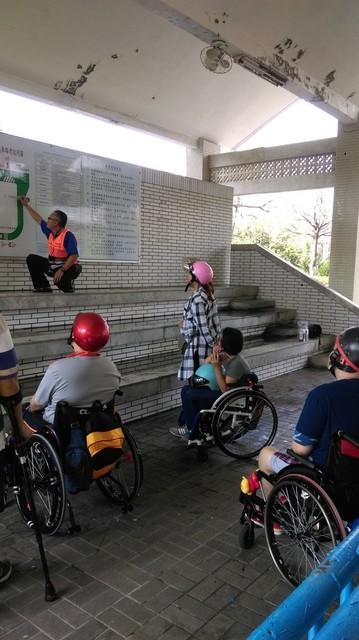 殘障機車駕照考試