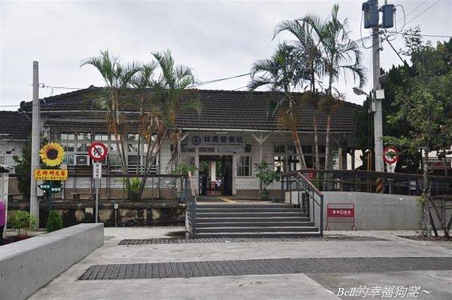 20160813台南遊(一)六甲。林鳳營車站