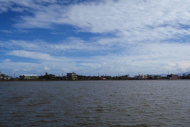 颱風過後的家鄉