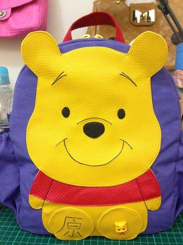 張小原專屬 ~維尼熊小後背包